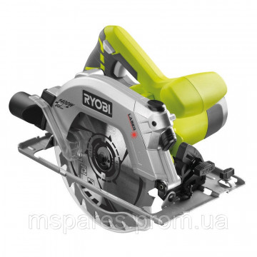 Пила циркулярная RYOBI RWS1400-K 1400W Laser (кейс)